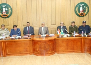 محافظ المنوفية يرأس المجلس التنفيذي لبحث استعدادات رمضان