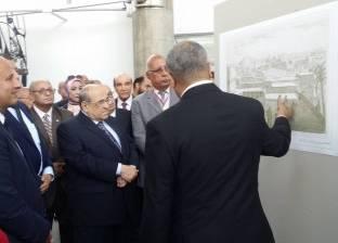 """افتتاح معرض """"وصف الإسكندرية"""" بوثائق ومخطوطات أثرية"""