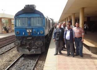 """""""السكة الحديد"""" تساهم في تنشيط السياحة الداخلية بتشغيل قطارات مكيفة"""
