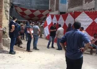 """""""ممنوع التصوير"""" في موقع """"تابوت الإسكندرية"""".. وتفريغ المكان للأثريين"""