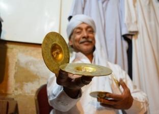 قبل ساعات من «رقصة الاعتزال».. عازف صاجات الغورية: «المسرح هيوحشني»