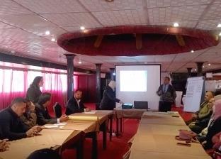 """ختام تدريب الصحة الإنجابية ضمن مشروع """"تمكين وحماية الشباب"""" بأسيوط"""