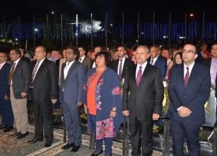 وزيرة الثقافة تفتتح مهرجان الإسماعيلية للفنون الشعبية: نحارب الظلام