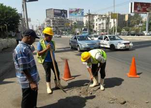 بدء أعمال تطهير 2671 بالوعة صرف بمصر الجديدة قبل موسم الشتاء