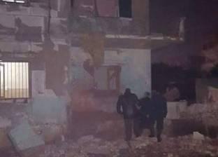 إصابة 4 مجندين بانفجار عبوة ناسفة في كرم القواديس شرق العريش