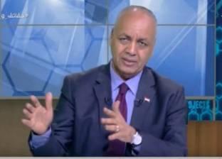 """مصطفى بكري: """"مشاركة المصريين في الاستفتاء أبلغ رد على المغرضين"""""""