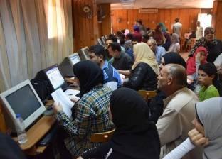 """300 طالب سجلوا رغباتهم بمعامل """"آداب عين شمس"""" بتنسيق المرحلة الثانية"""
