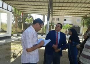 لجنة لحصر الصالات والأجهزة الرياضية بمدارس جنوب سيناء
