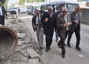 غدا.. غلق منزل شارع البطل أحمد عبدالعزيز بكوبري 6 أكتوبر