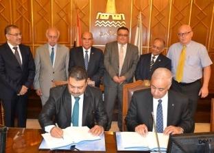 جامعة الإسكندرية توقع 3 بروتوكولات للتعاون مع مستشفيات المحافظة
