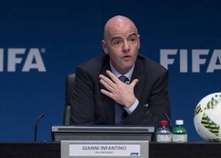 """""""فيفا"""" يدرس استضافة دول مجاورة لقطر بعض مباريات كأس العالم 2022"""