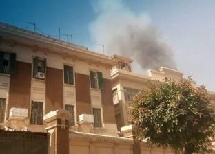 موظفو محافظة القاهرة للنيابة: ماس كهربائي في التكييف سبب الحريق