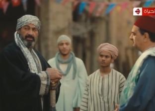 الحلقة 27 من مسلسل الفتوة.. ياسر جلال يخطط من أجل عودته للجمالية