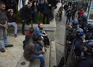 """فتح 48 تحقيقا حول """"عنف"""" الشرطة الفرنسية مع متظاهرين"""
