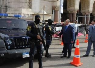 مدير أمن القاهرة يتفقد الخدمات المرورية