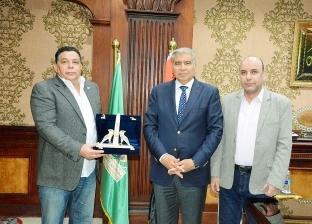 جامعة عين شمس تستعد لإطلاق قافلتها التنموية الشاملة لمحافظة المنيا