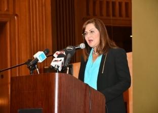 """وزيرة التخطيط: 107 ملايين جنيه لإنجاز أعمال كهرباء """"أثاث دمياط"""""""