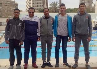 """""""تعليم دمياط"""" تحصد المركز الأول جمهوري وميداليتين ذهبيتين بالسباحة"""