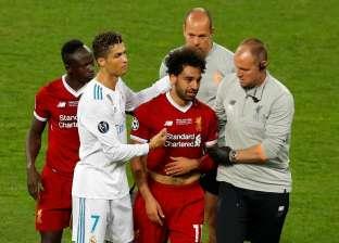 عاجل| أول تعليق من صلاح بعد الإصابة في نهائي دوري أبطال أوروبا