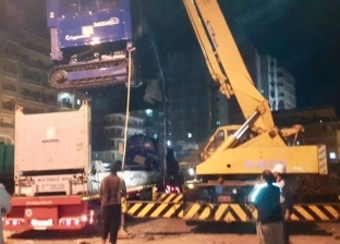 """بالصور  """"كفر الشيخ"""" تتسلم 3 ماكينات تقليب سماد لمصانع التدوير بـ40 مليون جنيه"""