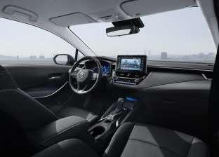 بالفيديو| «تويوتا» تطرح «Corolla» الجديدة بمواصفات قياسية