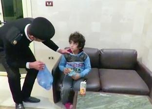 الأمن يعيد طفلا تائها لأهليته بالقاهرة عقب العثور عليه بالإسكندرية