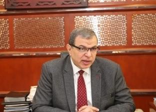 """""""سعفان"""": صرف 111 ألف جنيه مستحقات متأخرة لـ 10 عمال بالأردن"""