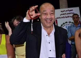 """حجاج عبدالعظيم للأقباط بمناسبة أعياد الكريسماس: """"عيد ميلاد مجيد"""""""