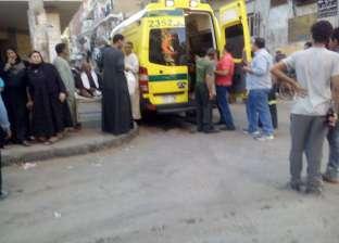 إصابة 3 في حادث سير ببني سويف عقب أدائهم صلاة العيد