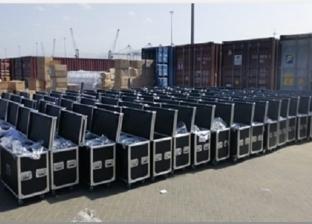 إحباط محاولة تهريب 20 ألف قطعة ألعاب نارية عبر ميناء العين السخنة