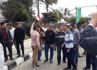 ميناء الإسكندرية: تسهيل الإجراءات للعاملين للتصويت في الاستفتاء