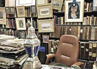 «الوطن» فى مكتبة المستشرق: تراث حسن كامى فى أيد أمينة