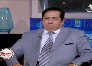 محمد عشوب: حسام الدين مصطفى وراء دخولي الفن
