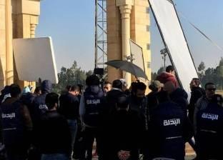 """وليد منصور يكشف عن كواليس تصوير فيلم """"البدلة"""""""
