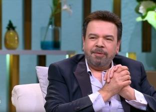 """خالد عجاج: """"كنت ابن الناظرة.. وغاوي خطف ساندوتشات أصحابي"""""""