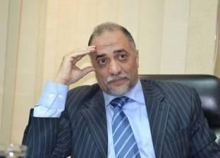 """رئيس """"الأعلى للطرق الصوفية"""" يجتمع بعميد مؤسسة إحياء التراث الفلسطيني"""