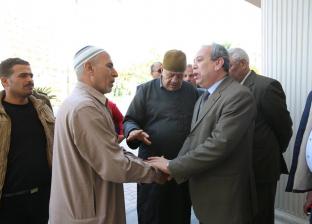 بالصور| محافظ كفر الشيخ يكلف بتحسين الخدمات لأهالي بيلا