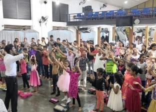 """""""الملائكة المبتسمون"""".. اللحظات الأخيرة للأطفال ضحايا تفجيرات سريلانكا"""