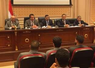 """""""رياضة النواب"""" تلتقي رؤساء برلمانات الشباب بحضور أشرف صبحي"""