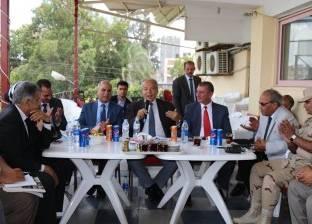 وزير التنمية: كفر الشيخ بلا بطالة خلال عامين وسنعلنها محافظة خضراء