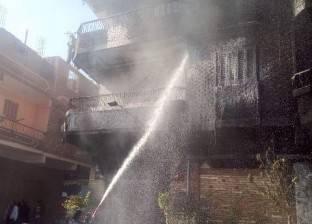 السيطرة على حريق بمصنع للمراتب بسوهاج