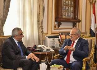 سفير العراق لـ الخشت: طلابنا يتباهون بالتخرج من جامعة القاهرة