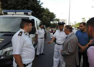 ضبط 13 قضية اتجار بالمواد المخدرةفي الإسكندرية