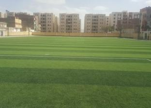 افتتاح 6 ملاعب نجيل صناعي في العيد القومي لمحافظة أسيوط