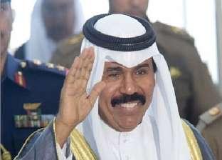 """ولي العهد الكويتي يستقبل رئيس جهاز الأمن الوطني بقصر """"السيف"""""""