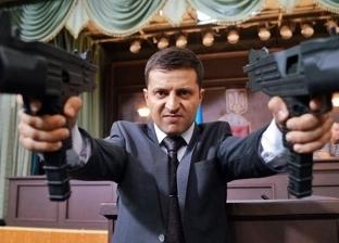 أفلام ومسلسل شهير.. أبرز الأعمال الفنية لرئيس أوكرانيا الجديد