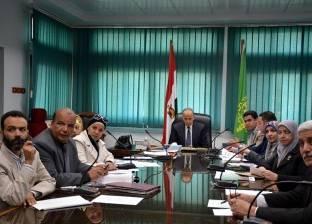 """محافظ القليوبية: تشكيل لجنه هندسية لتطوير منطقة """"الزرائب"""" بالخصوص"""