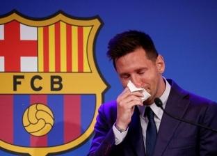 حكاية منديل كتب عليه عقد ليونيل ميسي الأول مع برشلونة