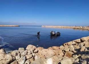 غرق طفل سقط في ترعة الشرقاوية في شبين القناطر بالقليوبية