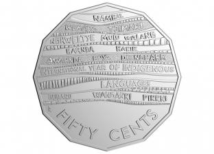 """""""علشان متنقرضش"""".. عملة معدنية أسترالية مكتوبة بـ 14 لغة"""